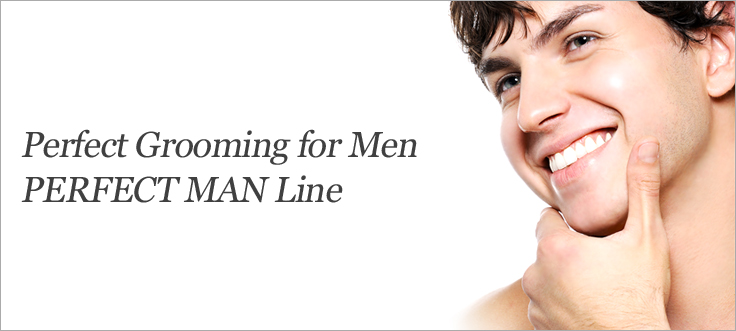 Perfect Grooming For Men Perfect Man Line
